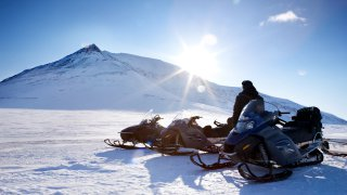 Neige d'ailleurs – Dans les montagnes du Monténégro