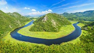 Lac de Skadar Rijeka Crnojevica - Circuits sur mesure Montenegro