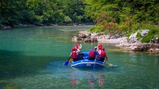rafting canyon de la tara - Circuits sur mesure terra balka Montenegro