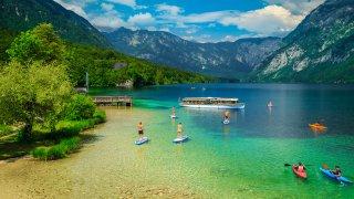 Un zeste de Slovénie, entre lacs et montagnes