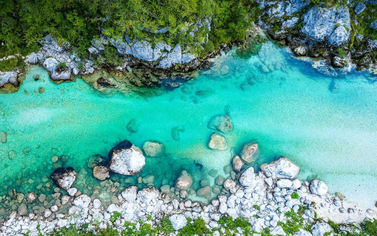 Kayak riviere soca - vacances sur mesure Slovénie Europe