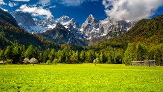 Alpes juliennes Triglav - Circuits randonnée sur mesure Slovénie Europe