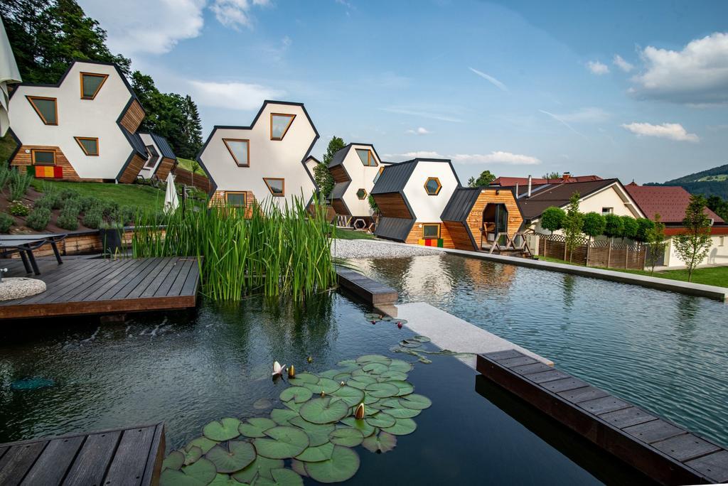 maisons ruches - slovénie europe terra balka