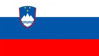 Drapeau de la Slovénie