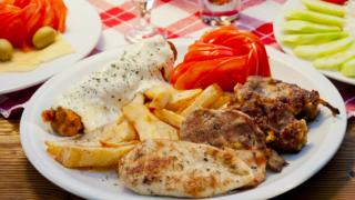 gastronomie des balkans europe