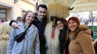 Carnaval Ptuj - Equipe terra balka
