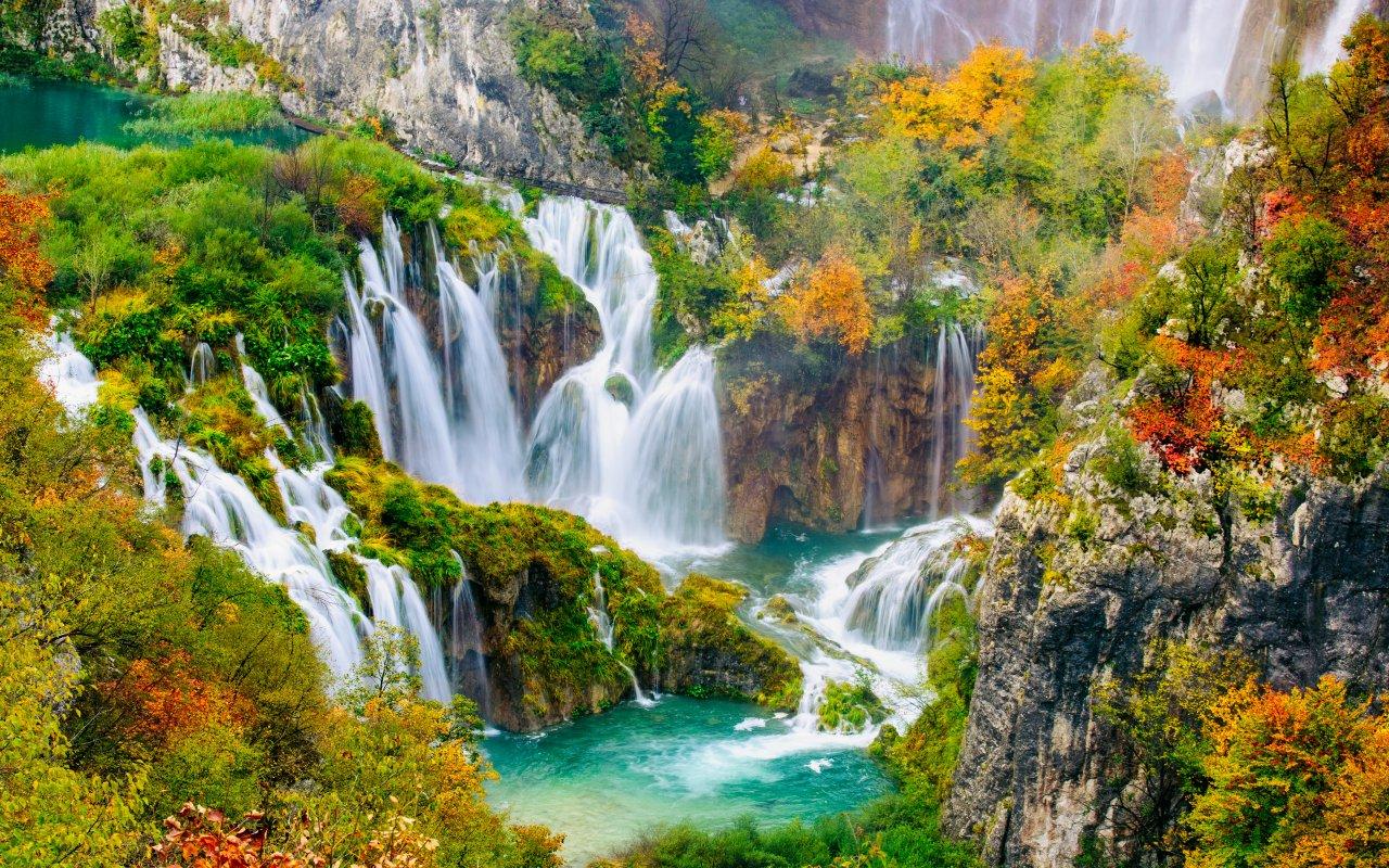 L'automne en Croatie