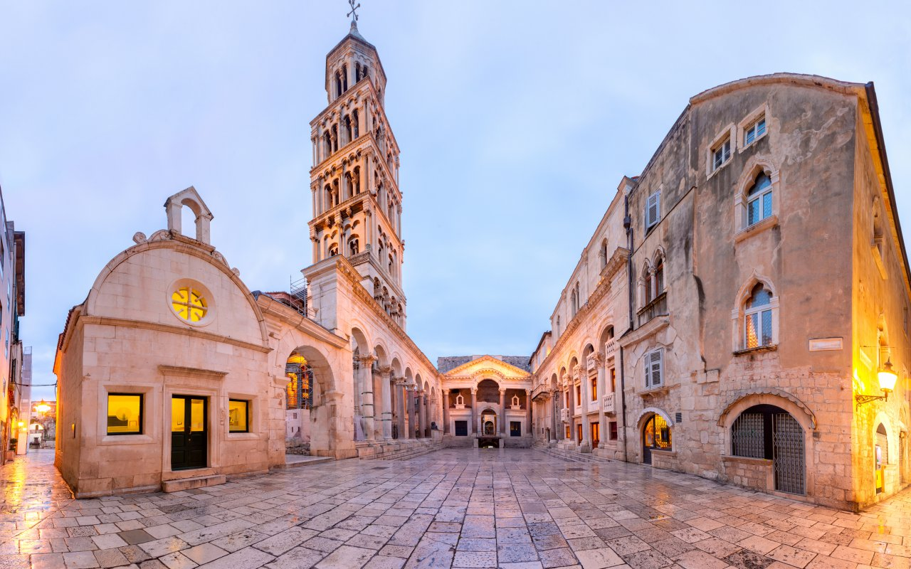split site unesco - vacances sur mesure croatie europe