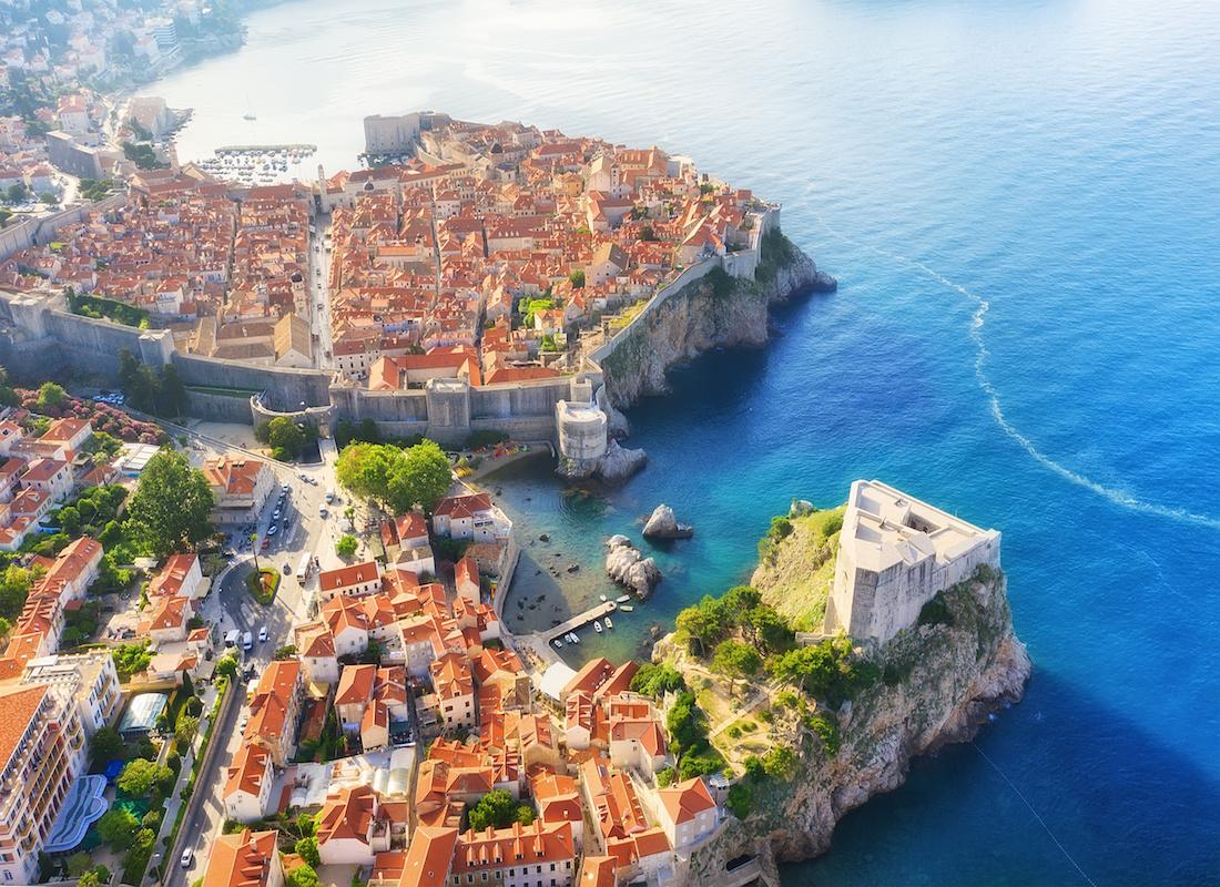 UNESCO World Heritage Croatia Dubrovnik - Terra Balka voyages Croatie