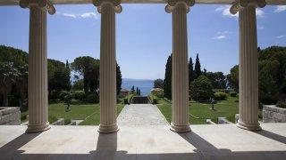 La Galerie Mestrovic - Split Croatie