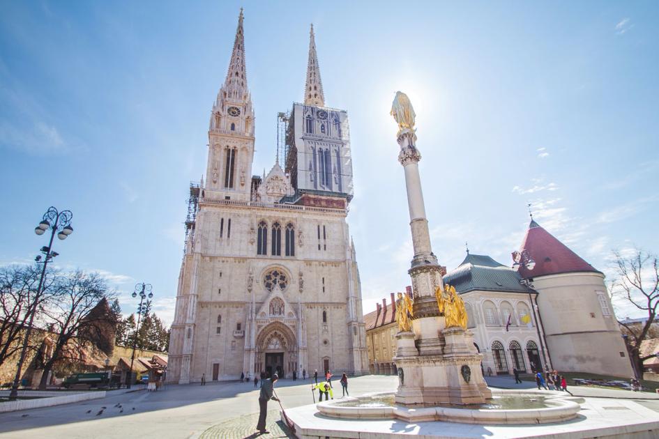 Cathédrale Zagreb - Circuits sur mesure Croatie Europe