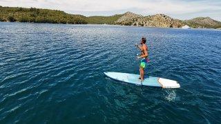 Paddle Séjour remise en forme bien-être Croatie