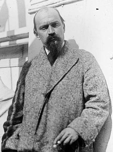 Ivan Mestrovic - architecte croate