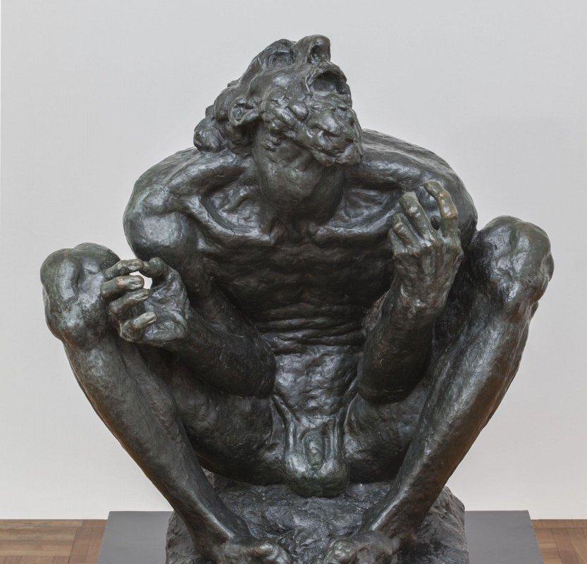 statue ivan mestrovic - zagreb croatie