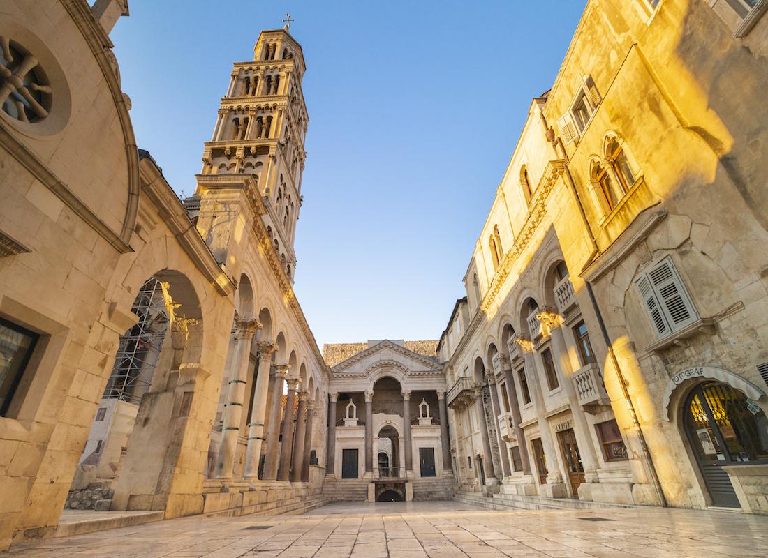 UNESCO World Heritage Croatia Split - Terra Balka voyages Croatie