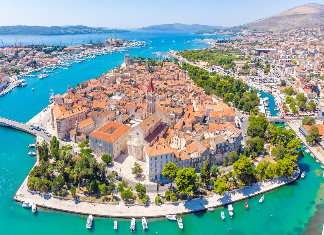 UNESCO World Heritage Croatia Trogir - Terra Balka voyages Croatie