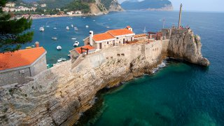 Petrovac - vacances sur mesure montenegro